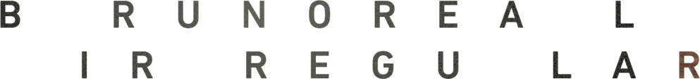 brunoreal-irregular-logo